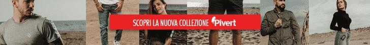 Pivert casual italian brand