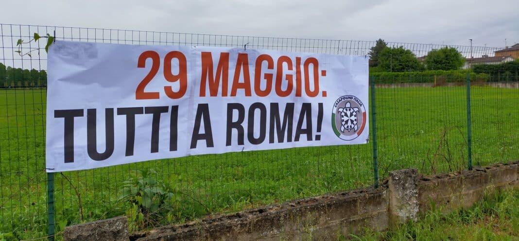 casapound, roma