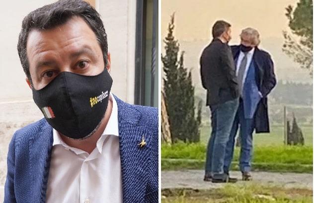 salvini renzi report