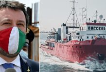 salvini sea eye