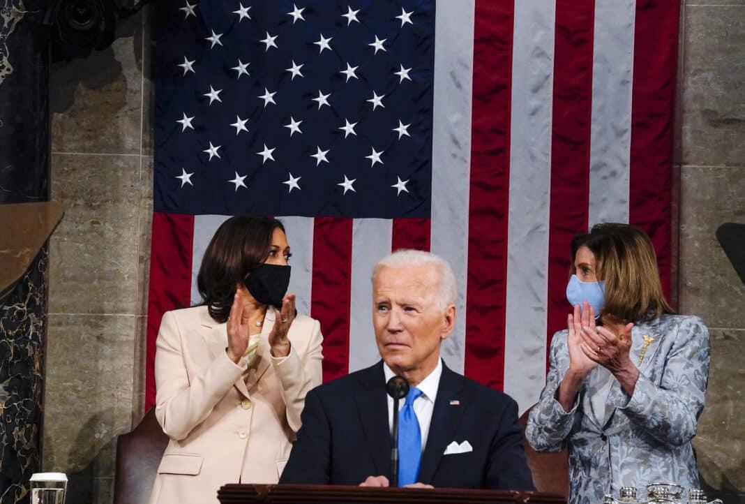 Stati Uniti, Biden
