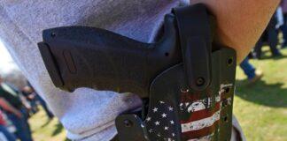 texas, armi