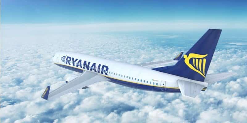 Green pass, Ryanair