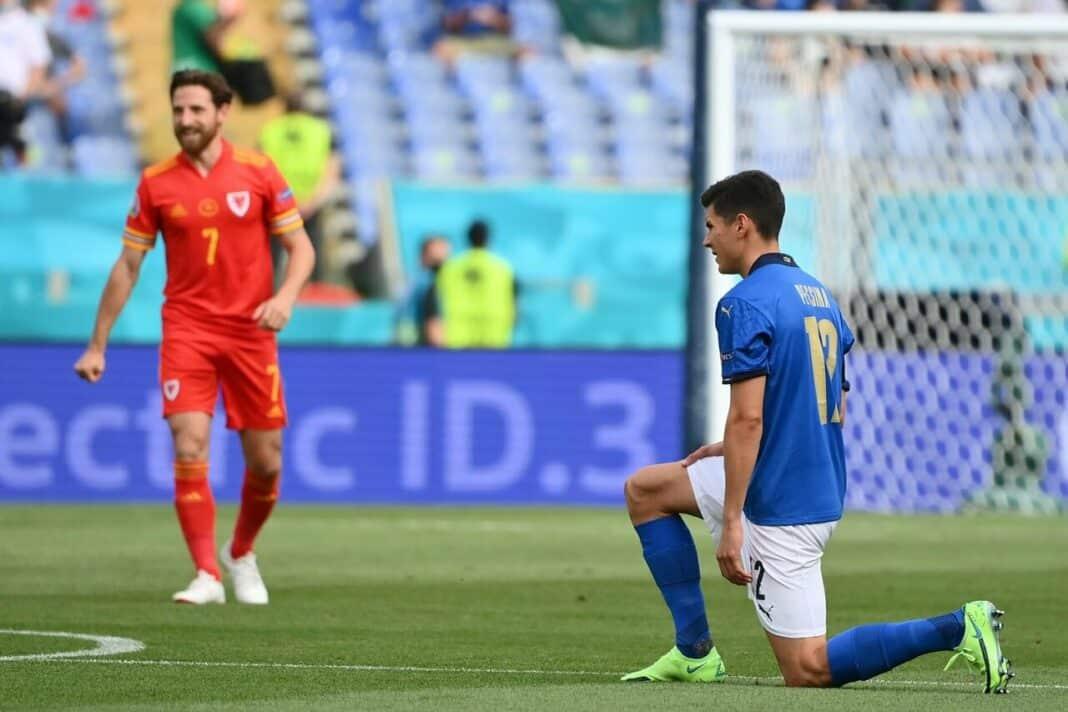 Italia ginocchio