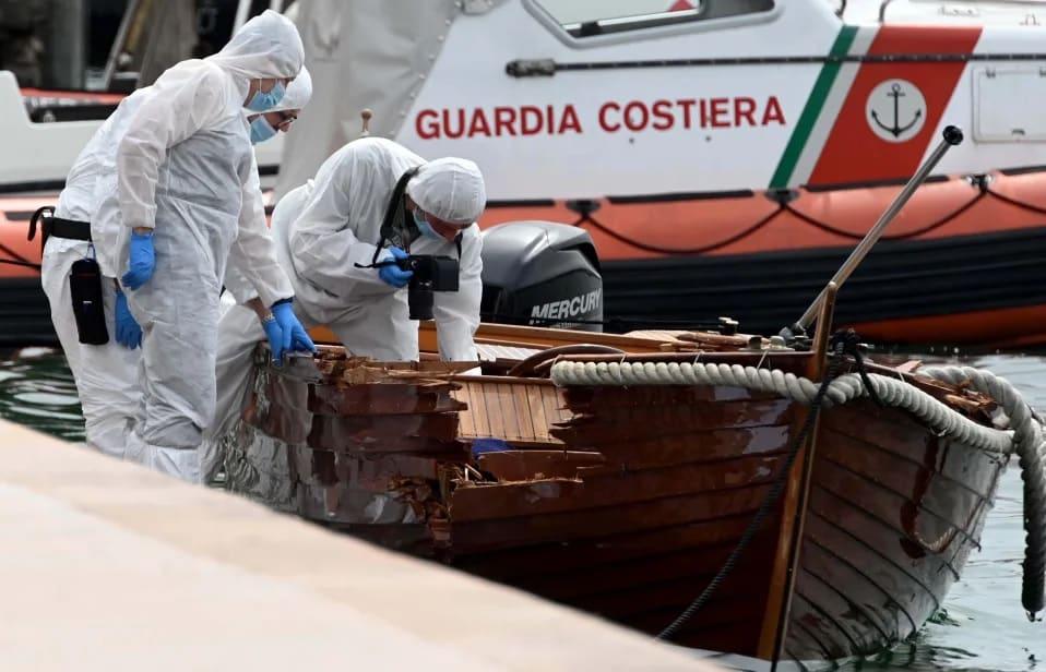 Incidente sul Garda, uno dei due tedeschi negativo all'alcoltest