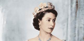 ritratto regina elisabetta