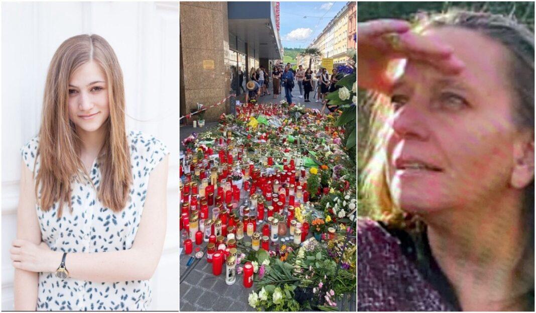Würzburg vittime