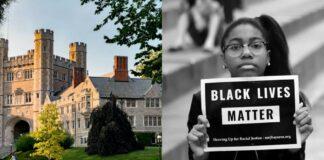 princeton greco latino black lives matter