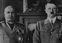 Hitler e Mussolini, documenti