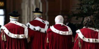 magistrati, toghe rosse