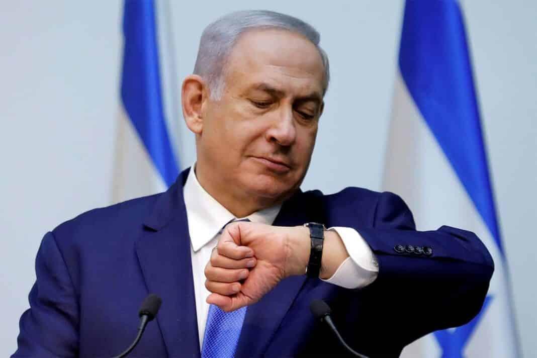 netanyahu, israele