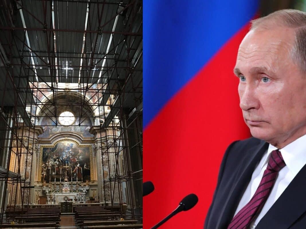 Putin, San Nicola