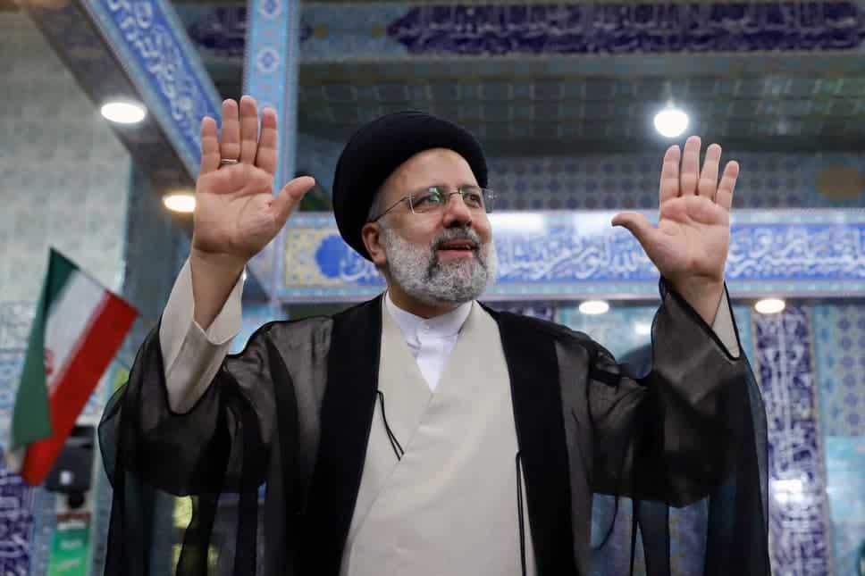 Raisi, Iran