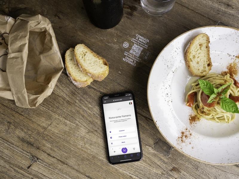 ristorante digitalizzazione