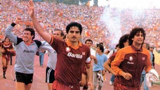 as roma anni 80
