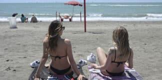 sole spiaggia
