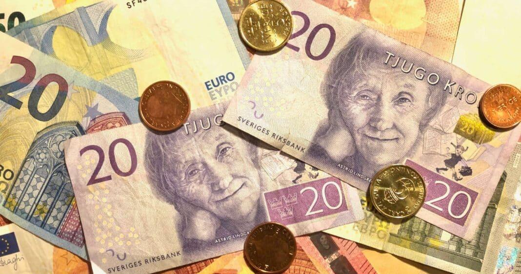 svezia euro