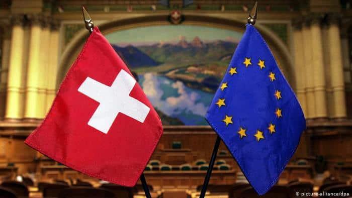 svizzera unione europea