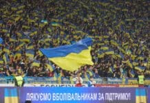 ucraina, maglia