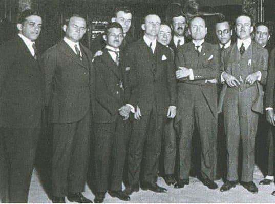 Mussolini Céline