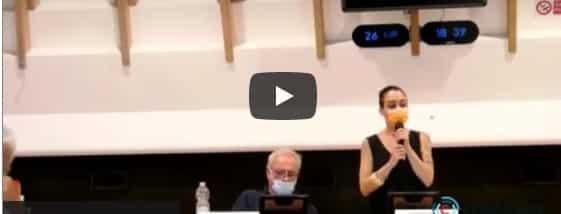Norma Cossetto, Pesaro video