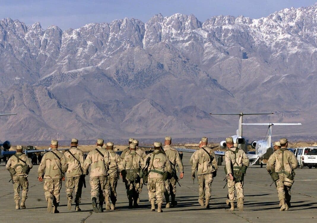 afghanistan, ritiro