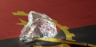 angola diamanti