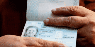 Argentina, documenti neutri