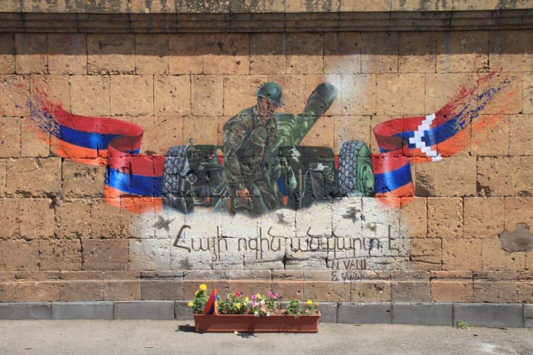 Armenia, murales