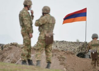 armania-azerbaigian, scontri