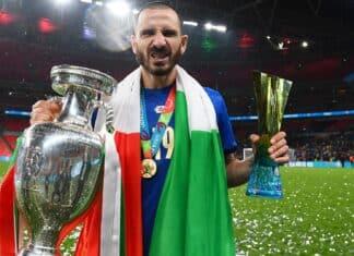 Bonucci fieri di essere italiani