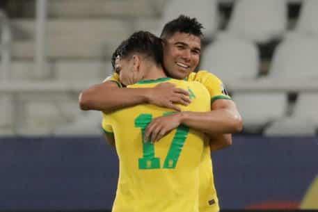Brasile, copa america n. 24