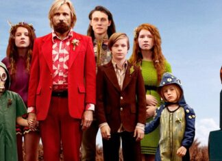 Top Five Film Famiglia