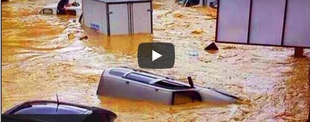 Germania, alluvione