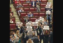 green pass FdI, protesta