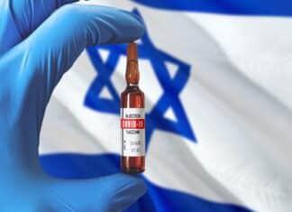 dati di Israele, vaccini