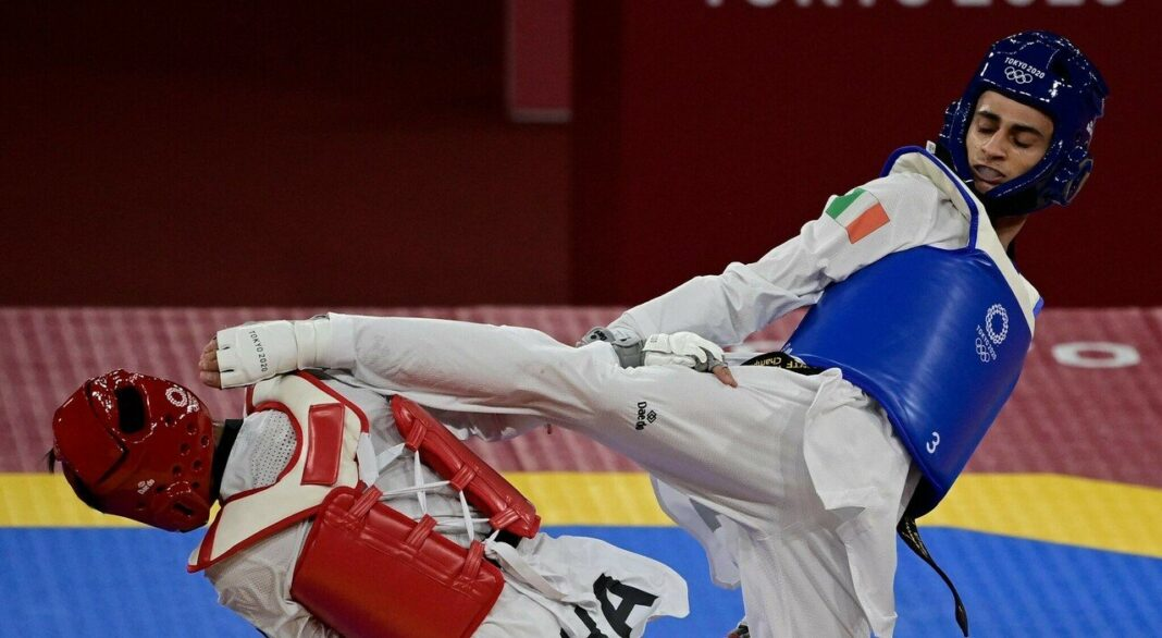 Olimpiadi Italia, taekwondo