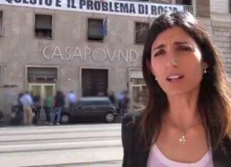 Raggi CasaPound, smentita