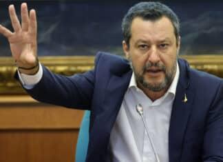 Salvini green pass, battaglia