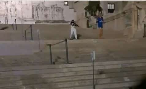 tifoso mitra (Video)