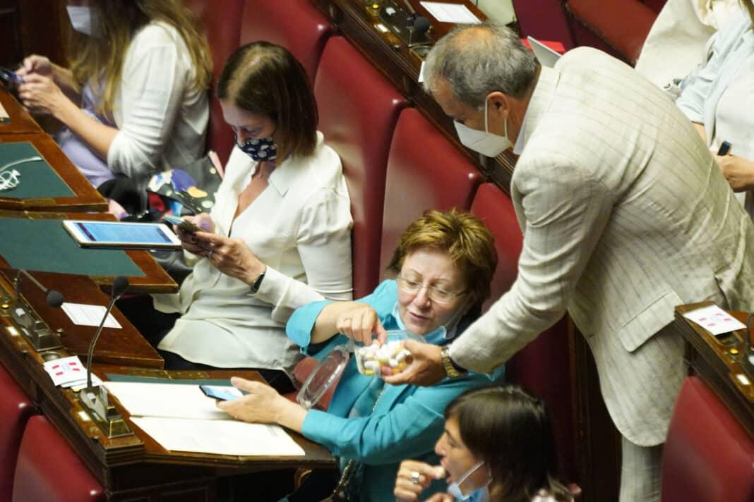 green pass obbligatorio Parlamento, sogno