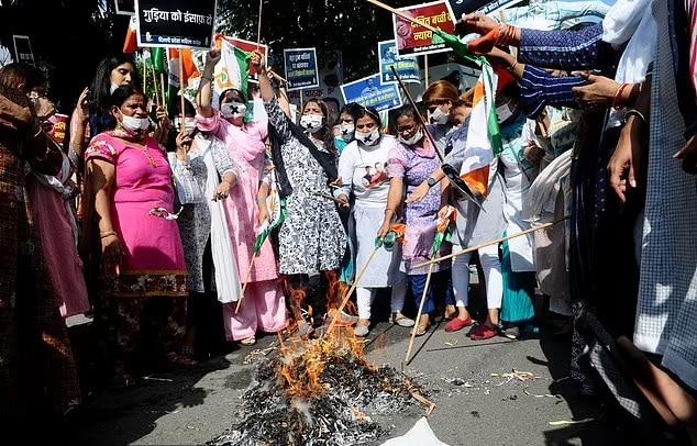 India, stupro di gruppo