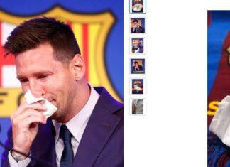 Messi fazzoletto