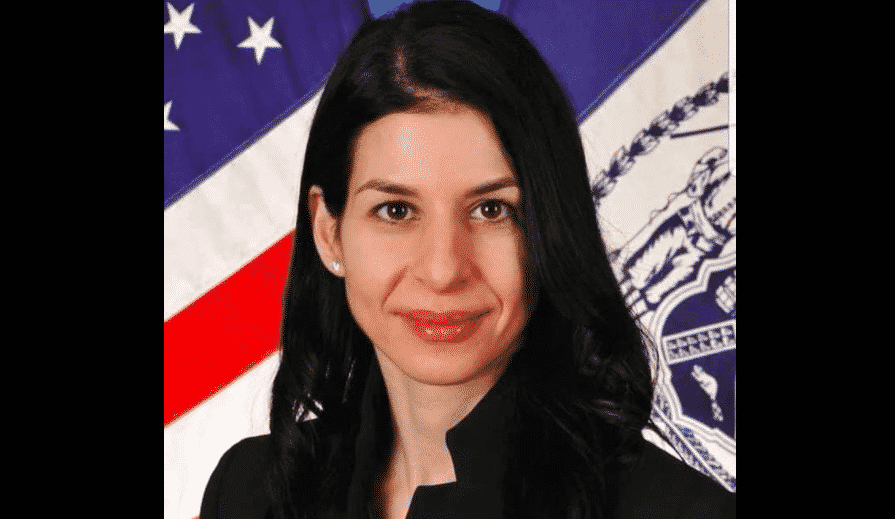 capo polizia new york palestinese