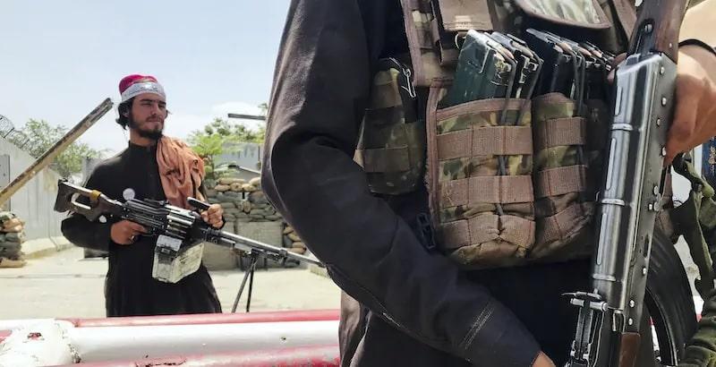 Talebani facebook