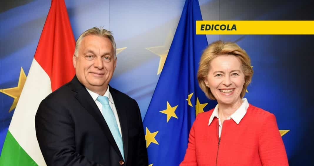 orban unione europea