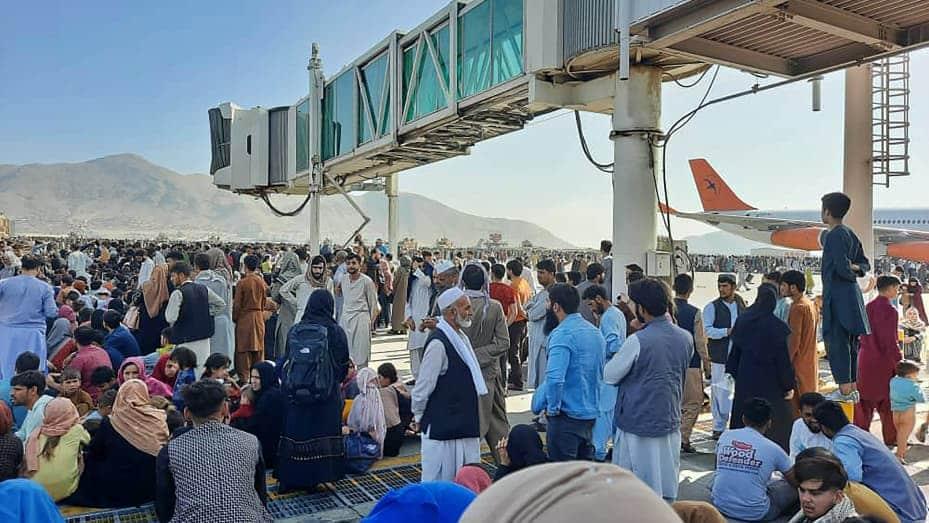 afghanistan profughi