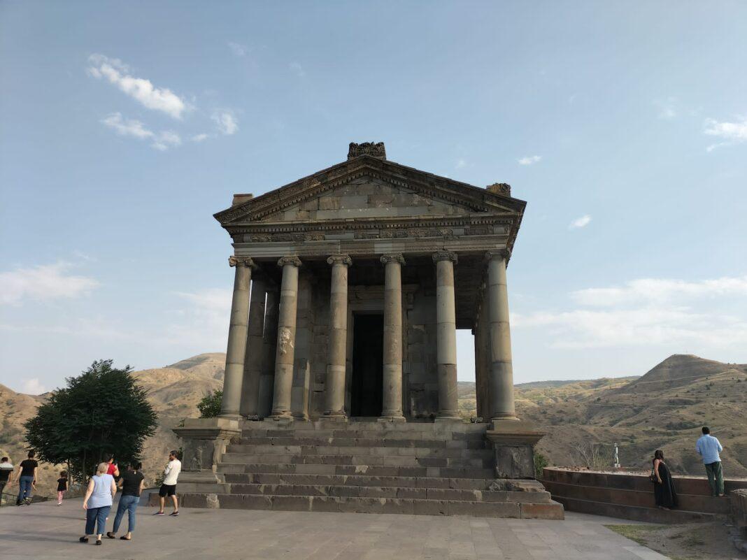 armenia, viaggio