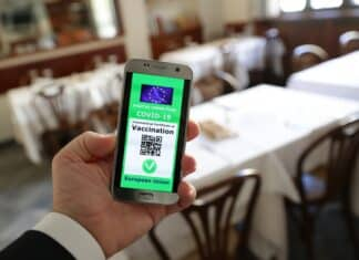 green pass ristoranti