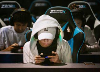 Videogiochi Cina, stretta